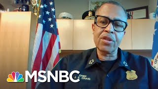 Detroit Police Chief: Officer At Center Of George Floyd's Death 'Committed Murder' | MSNBC