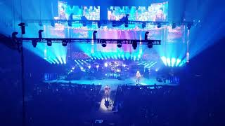 Queen Adam Lambert Speech Don't Stop Me Now Live Nationwide Arena Columbus Ohio 8-13-2109 Rhapsody