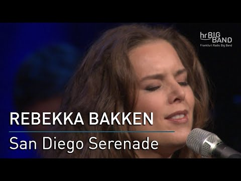 """San Diego Serenade"" - Rebekka Bakken sings Tom Waits feat. hr-Bigband"