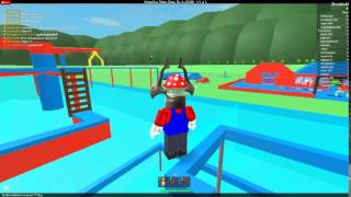 Roblox LP #1: WipeOut Obby