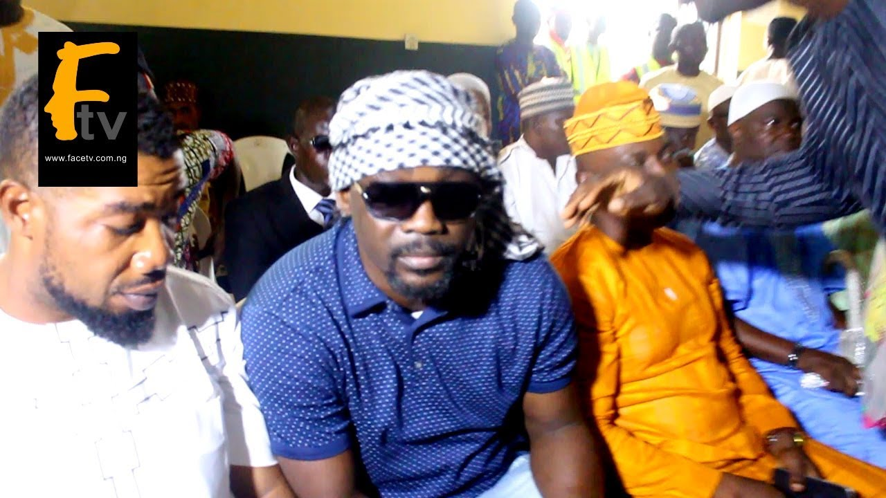 Download WASIU ALABI PASUMA SURPRISE OSUPA AND MALAIKA' FANS OLA MARUWA IN HIS RAMADAN LECTURE