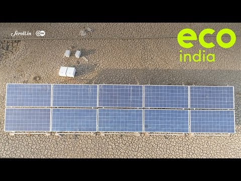 Solar pumps are brightening the lives of Kutch's salt farmers