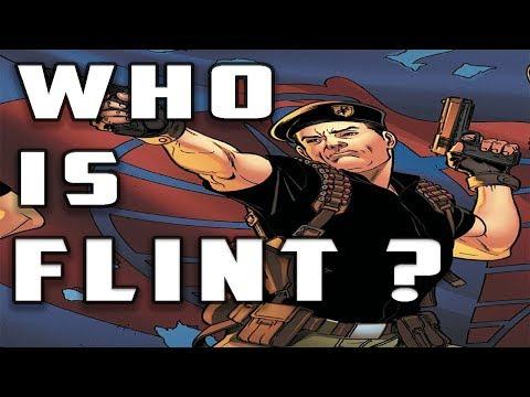 History And Origin Of GI Joe's FLINT!