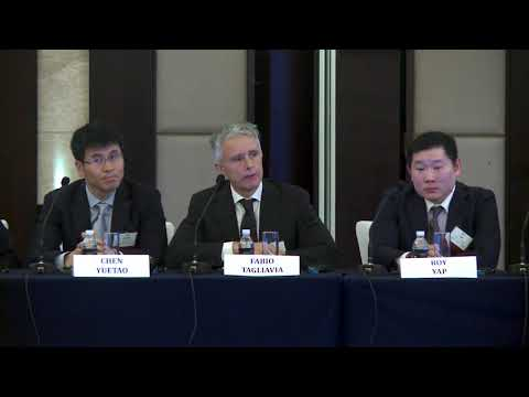 2018 International Shipping Forum - China - Game Changers & the Role of Chinese Shipyards