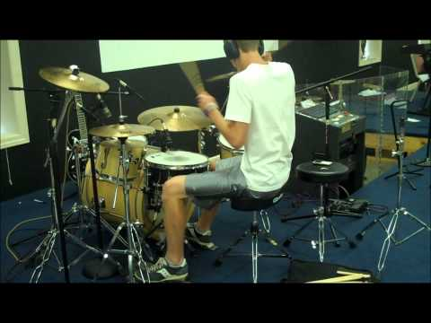Fireflight's Stand Up Drum Cover