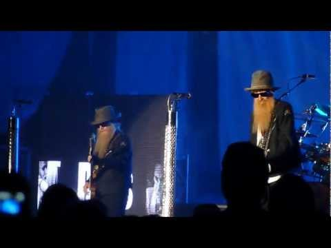 ZZ Top - Heaven, Hell or Houston, Live at The Innsbrook, Glen Allen Va. 6/5/12, Song #8