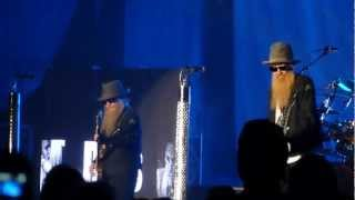 Watch ZZ Top Heaven Hell Or Houston video