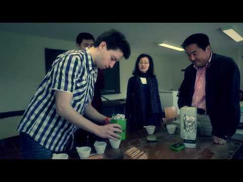 Edouard Bissen Video Presentation - 12th Chinese Bridge (2013)