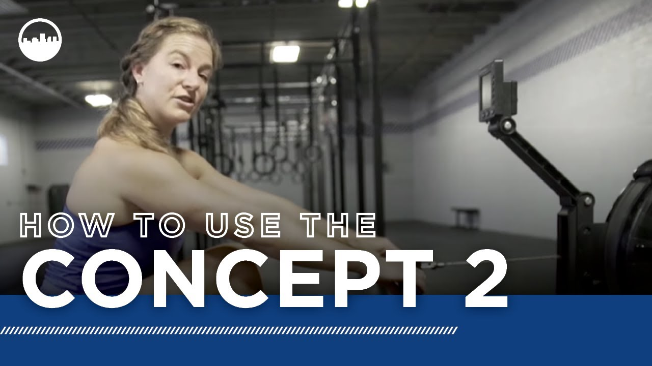 Mastering the Key Positions on the Concept 2 Rower for 18 1