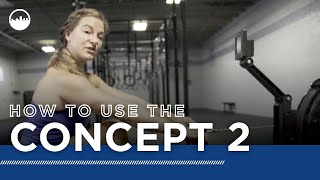 Mastering the Key Positions on the Concept 2 Rower for 18.1