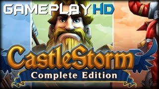 Castlestorm Complete Edition Gameplay (PC HD)