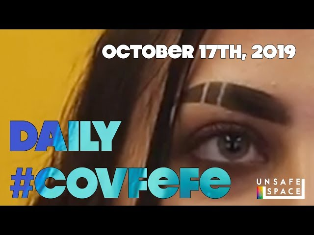 Daily #Covfefe: International Pronouns Day