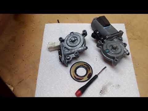 Oldsmobile alero window motor repair