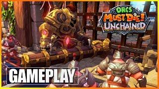 Orcs Must Die! Unchained: Gameplay en Español | Makina