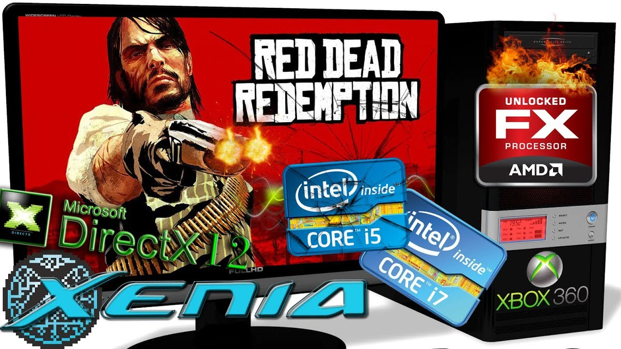 Petition update · XENIA-DX12 1 05-ML [Xbox 360] - RDR [Core