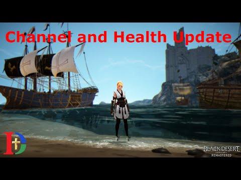 Dack Man Channel & Health Update