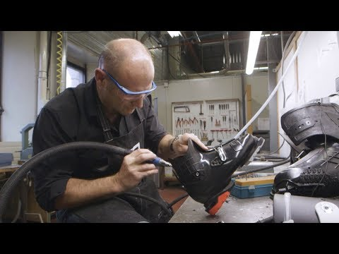 Salomon Ski Boots Creation Process