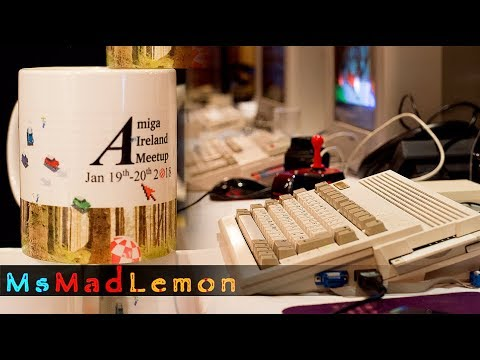 Amiga Ireland 2018 - Event overview