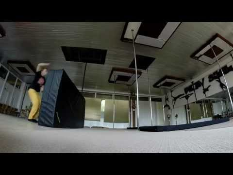 Pole Dance training in Politov style))