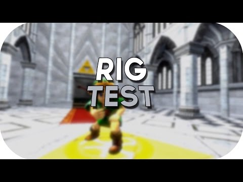 Link Rig Test  ◊ VirtusFX [Filler]