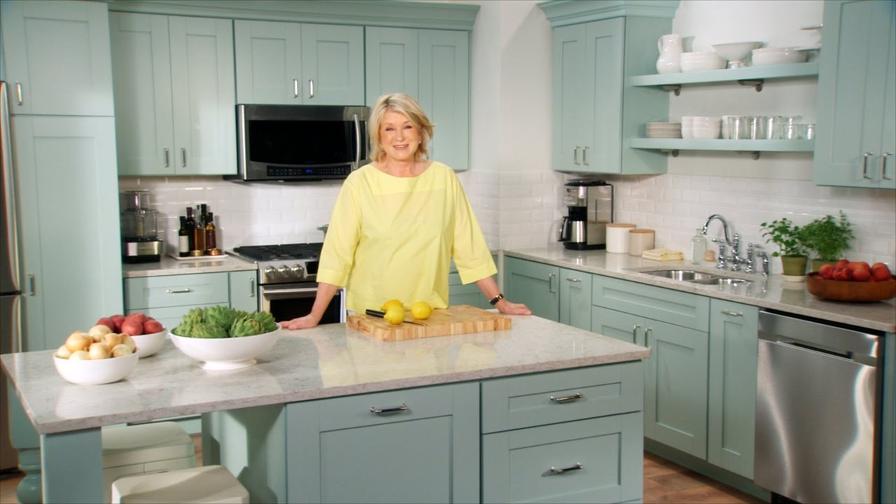 Martha Stewart Kitchen How To Personalize Your Kitchen Martha Stewart Youtube