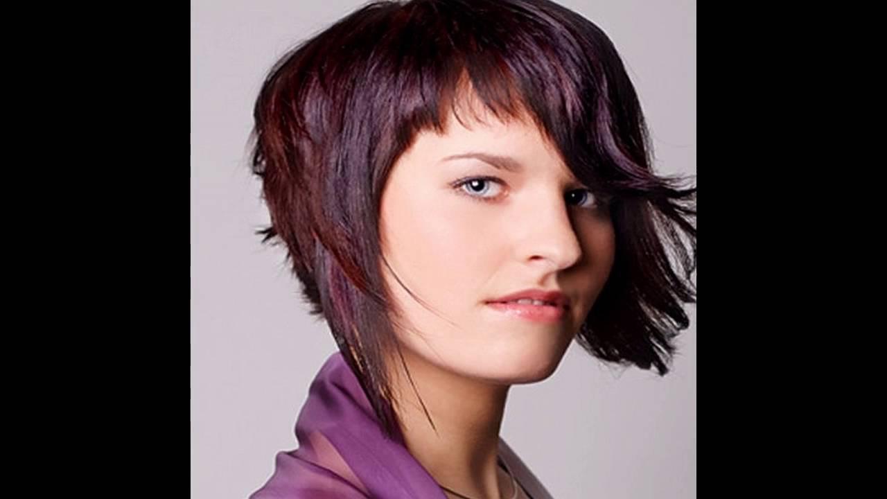 Aktuelle Neue Frisurentrends Asymmetrische Frisuren