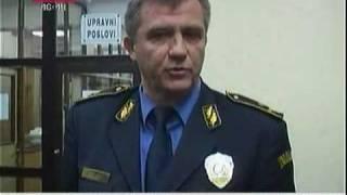Potraga za ubicom policajca
