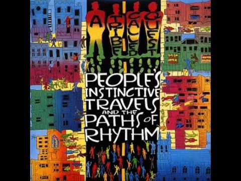 A Tribe Called Quest  Can I Kick It? Instrumental 1990 HQ