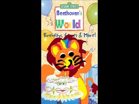 Download 09 Elmo's World Birthdays Games and More with Baby Newton Music