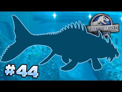 New Aquatic BOSS BATTLE Or Aquatic HYBRIDS!!! || Jurassic World - The Game LAGOON - Ep44 HD streaming vf
