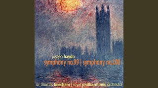Symphony No. 100 in G,