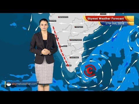 Weather Forecast for Oct 27: Rains in TN, Kerala; Air quality in Delhi to deteriorate sharply