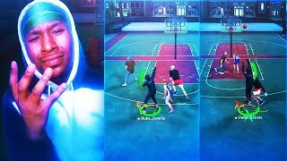 MY SUBSCRIBER SET ME UP BY SENDING ME HIS JUMPSHOT ON NBA 2K19! IT HAS ALL THE GREENLIGHT ANIMATIONS