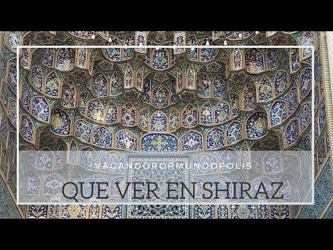 Que ver en Shiraz-Irán 2019