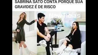 Baixar GRAVIDEZ DE SABRINA SATO É DE RISCO