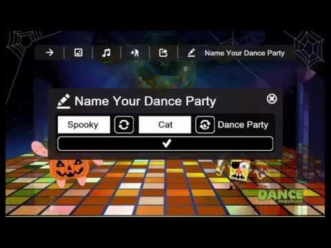 Nickelodeon Dance Machine Gameplay