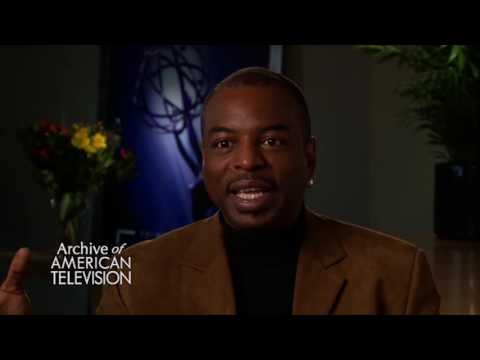 LeVar Burton discusses reprising the role of Kunta Kinte on Roots - EMMYTVLEGENDS.ORG