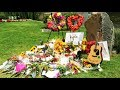 FAMOUS GRAVE TOUR: Visiting Singer And Musician Chris Cornell At Hollywood Forever Cemetery