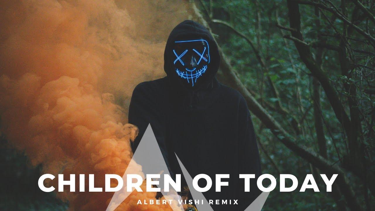 Alan Walker Style , Blasterjaxx & Albert Vishi - Children Of Today (Remix)