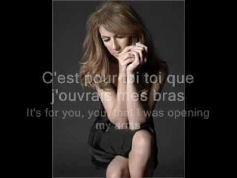 Celine Dion   C'est pour toi lyrics parole