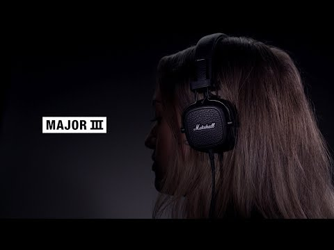 Marshall - Major III Headphones - Full Overview English