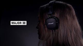 Marshall - Major III Headphones - Full Overview English