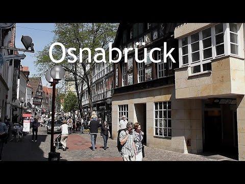 GERMANY: Osnabrück city [HD]