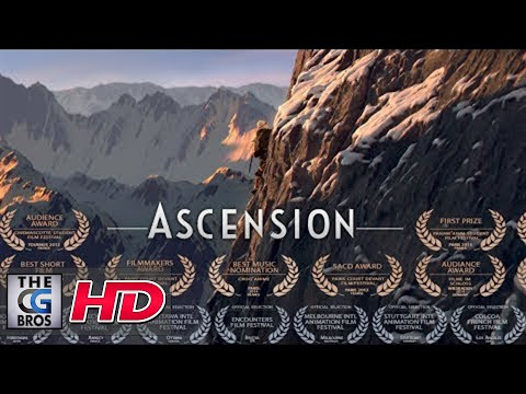 """CGI **Multi-Award Winning** Animated Shorts : """"Ascension"""" - by Ascension le Film"""