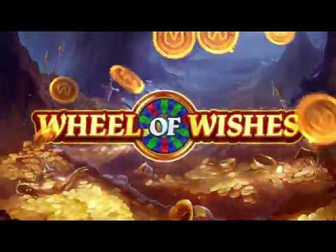 Wheel of Wishes Online Slot Promo