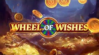 Wheel of Wishes Online Slot Promo