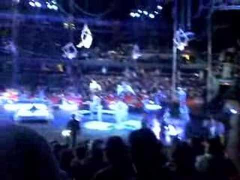 Circus Cleveland Ohio 2007