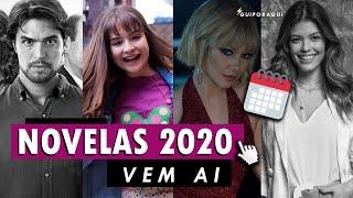 Novelas De 2020 - Band, Globo, Record E Sbt!