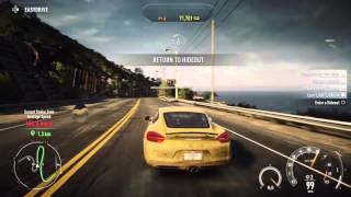 Need for Speed™ Rivals PS4 Demo