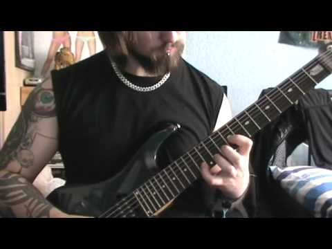 Killswitch Engage - Break the Silence (Guitar cover)